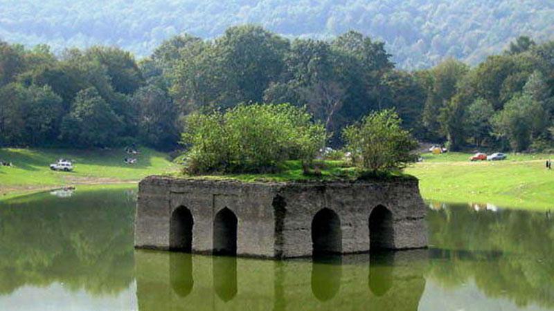 باغ تاریخی عباس آباد | مازندران