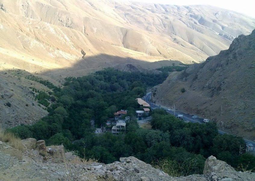 روستای دره بید | خوانسار