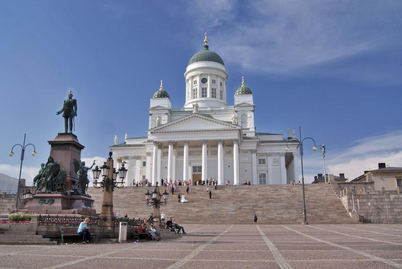 کلیسای جامع هلسینکی | فنلاند
