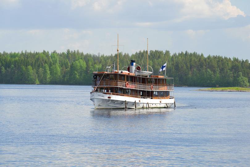 دریاچه سایما | فنلاند
