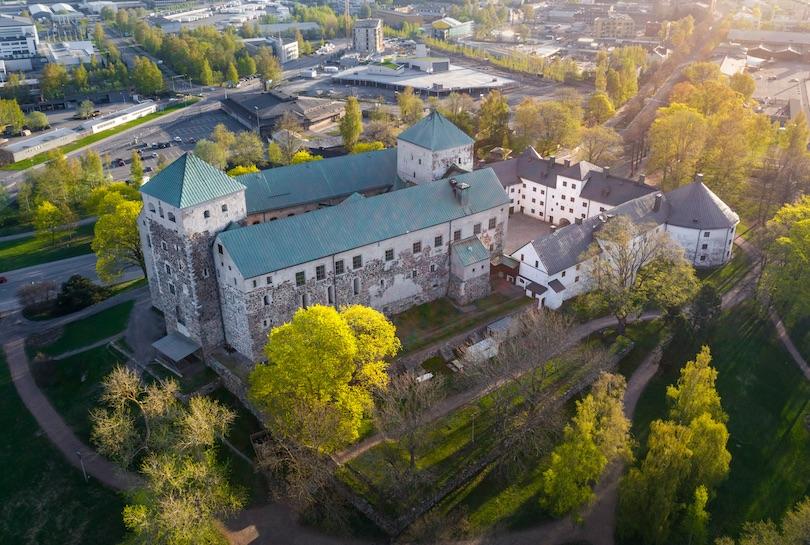 قلعه تورکو | فنلاند