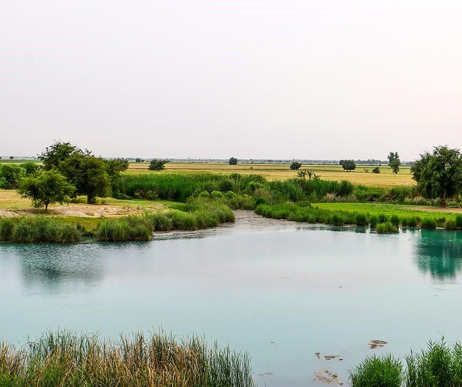 رود خانه شاوور شوش