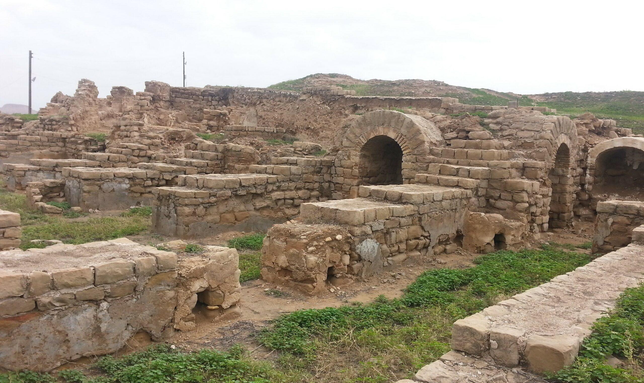 قلعه سلاسل شهر شوشتر