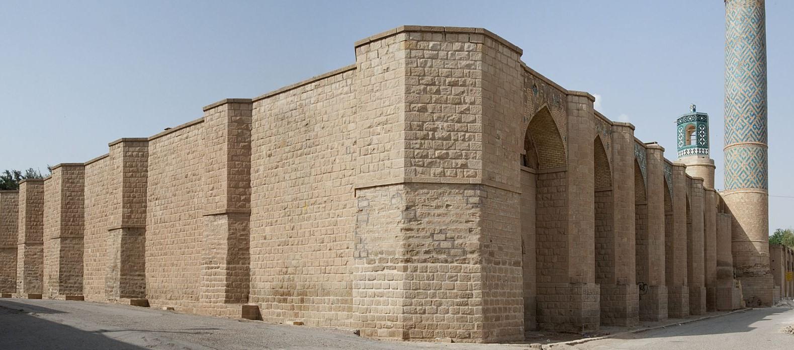 مسجد جامع شهر شوشتر