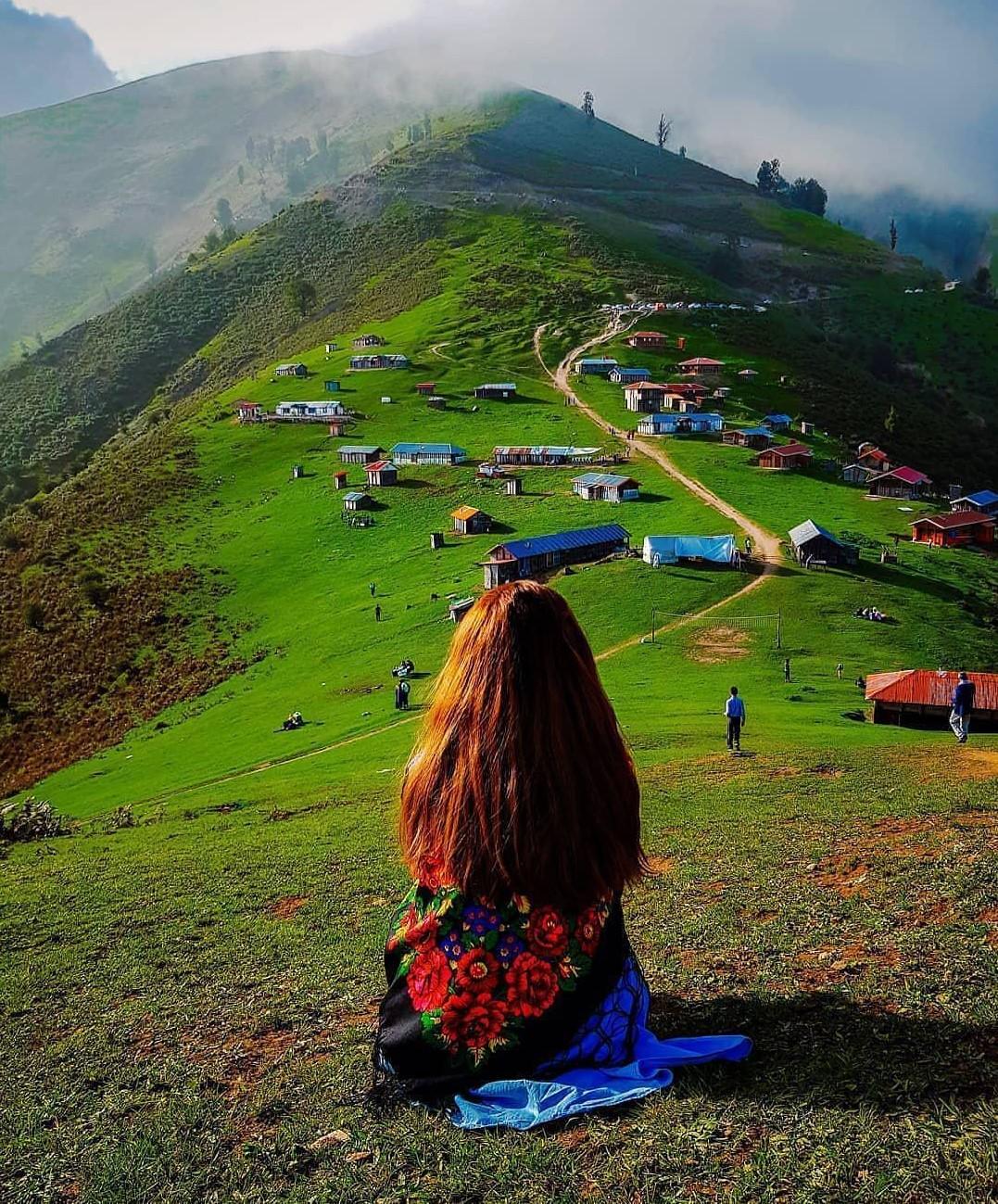 ییلاق اولسبلنگاه ماسال، گردشگری شمال ایران