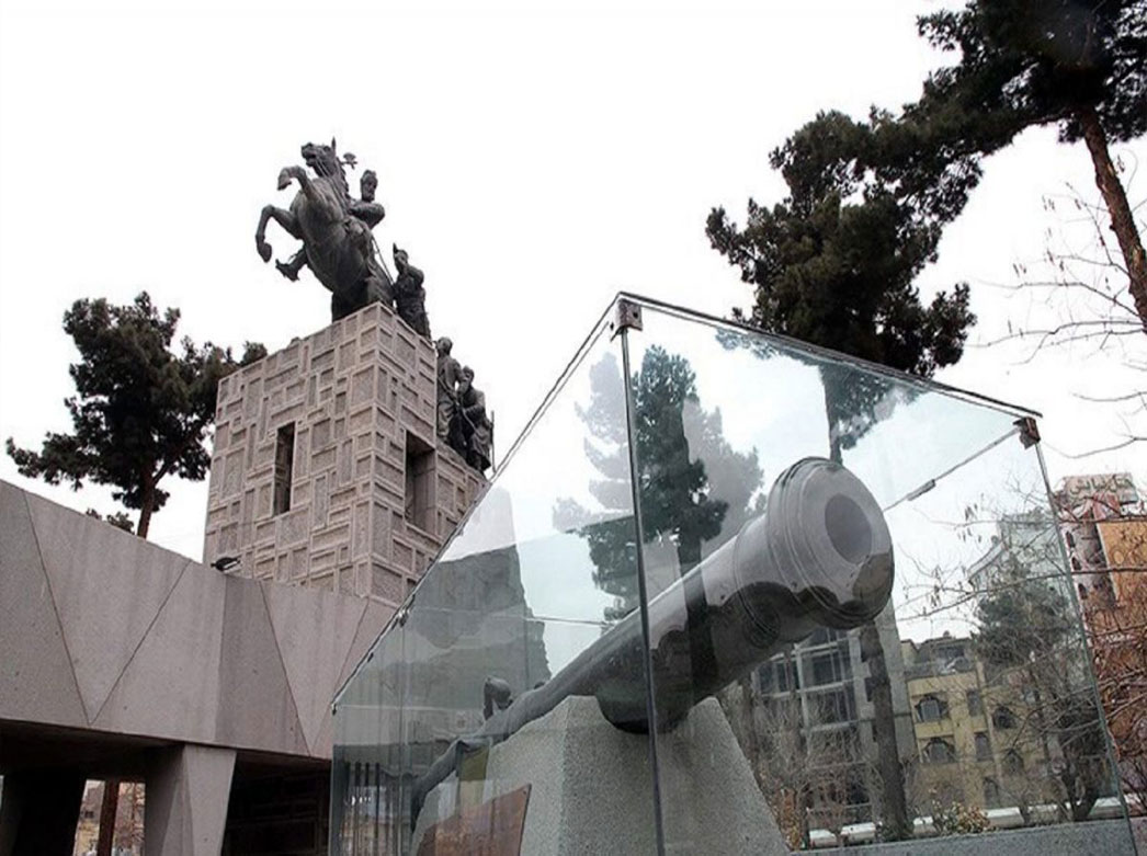 باغ موزه نادری ، جاذبه های تاریخی شهر مشهد