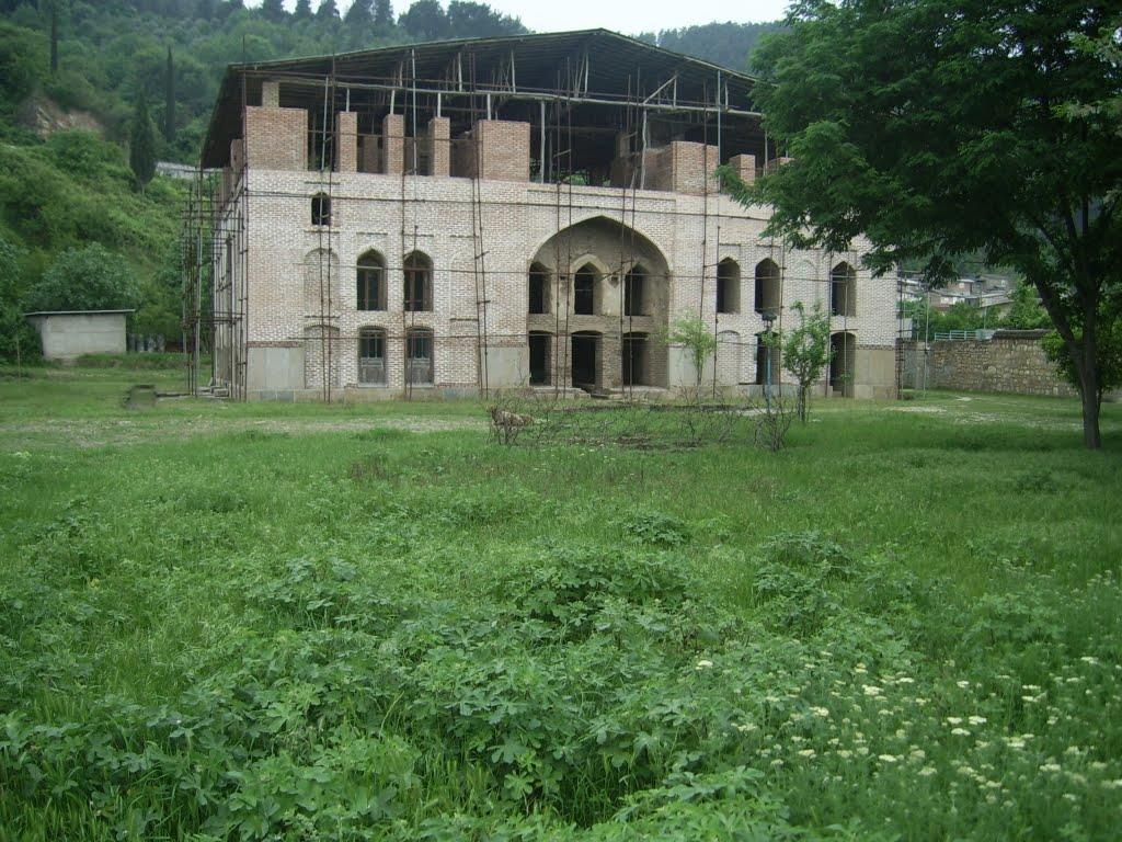 چشمه عمارت بهشهر مازندران