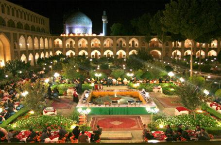 هتل عباسی اصفهان (شاه عباسی)