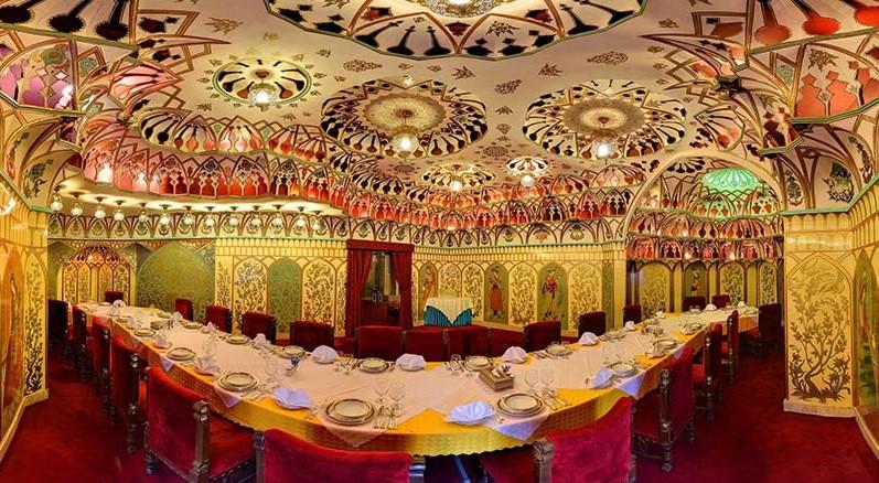 تالار هتل عباسی