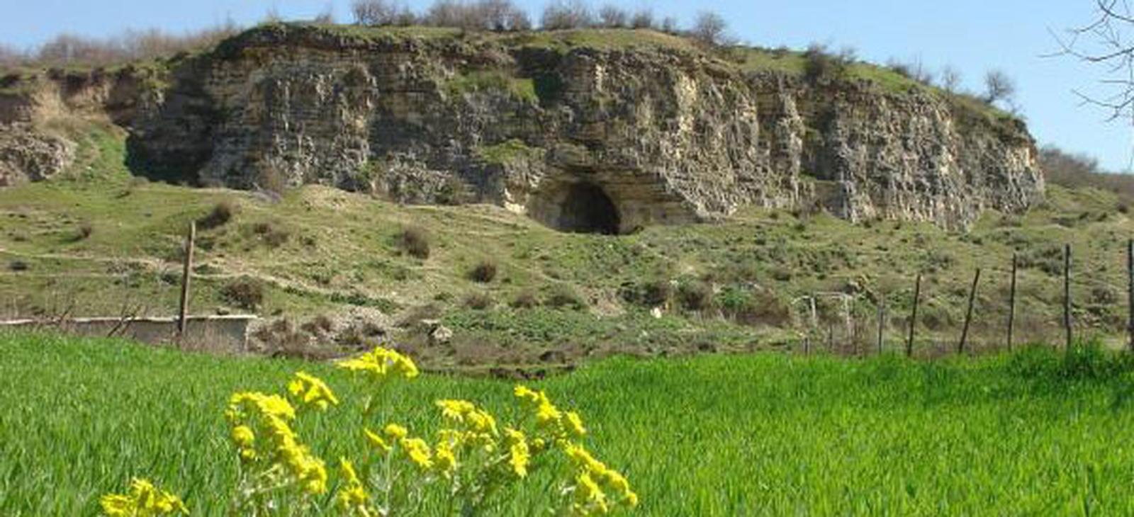 غار هوتو در بهشهر مازندران