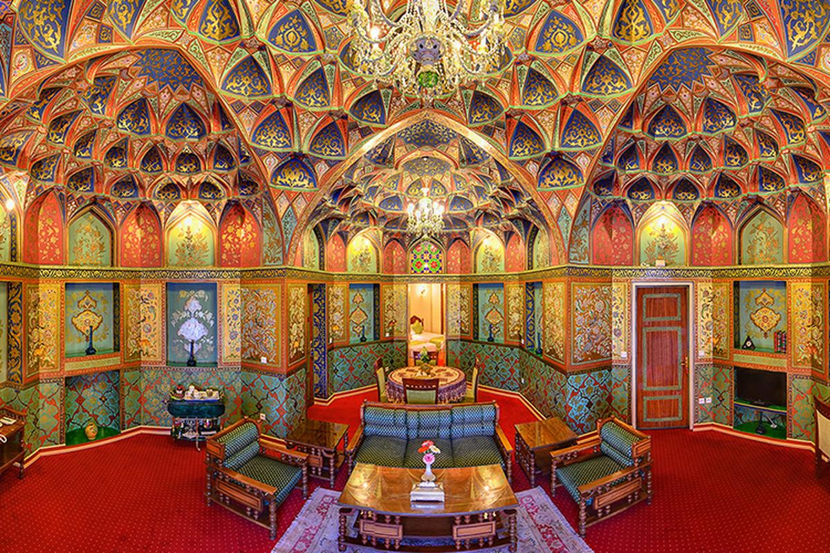 توریستی اصفهان - شاه عباسی