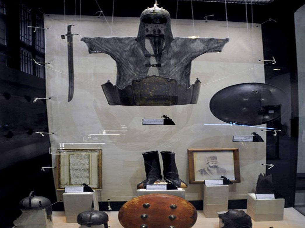 موزه نادری ،جاذبه های تاریخی شهر مشهد