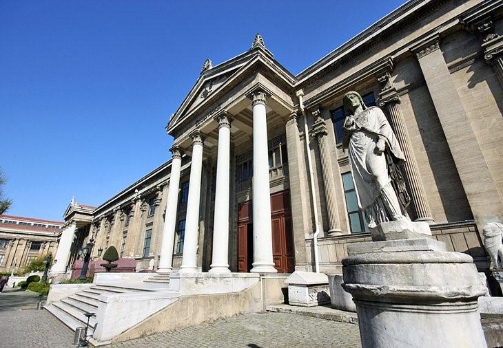 جاهای دیدنی استانبول – موزه باستان شناسی استانبول