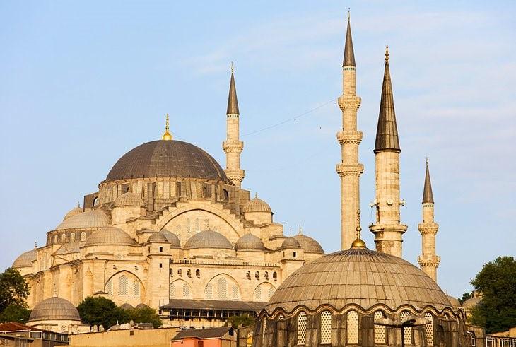 جاهای دیدنی استانبول – مسجد سلیمانیه
