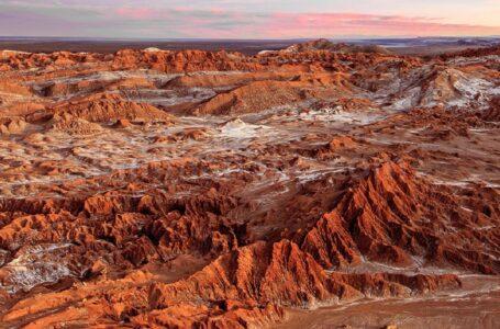 کوههای مریخی چابهار (مینیاتوری )