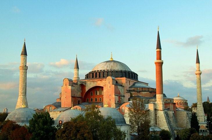 جاهای دیدنی استانبول - ایاصوفیا