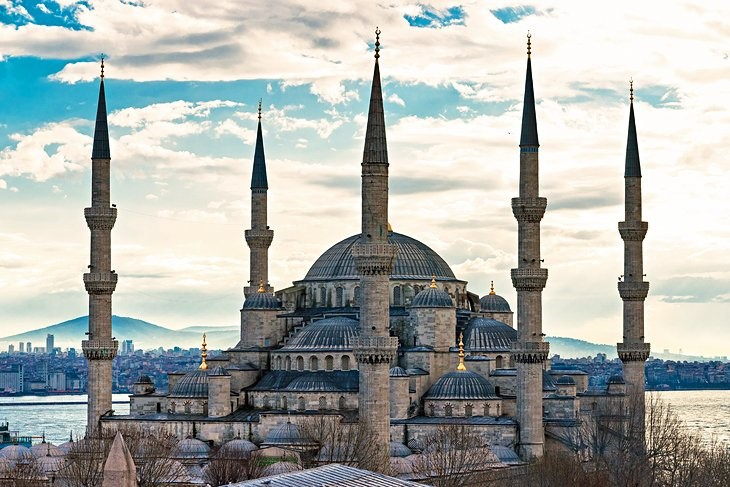 جاهای دیدنی استانبول – مسجد آبی