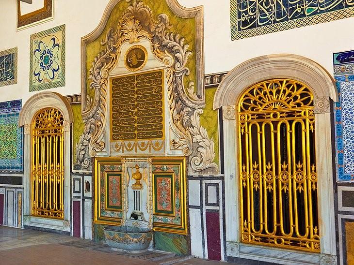 جاهای دیدنی استانبول – کاخ توپقاپی