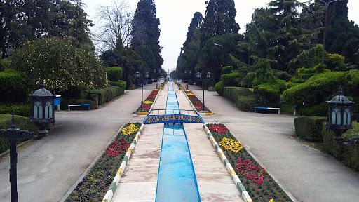 باغ چهلستون بهشهر مازندران