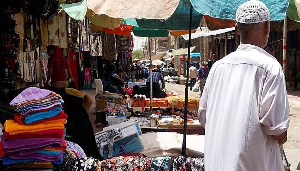 جاذبه های دیدنی اهواز، بازار عبدالحمید