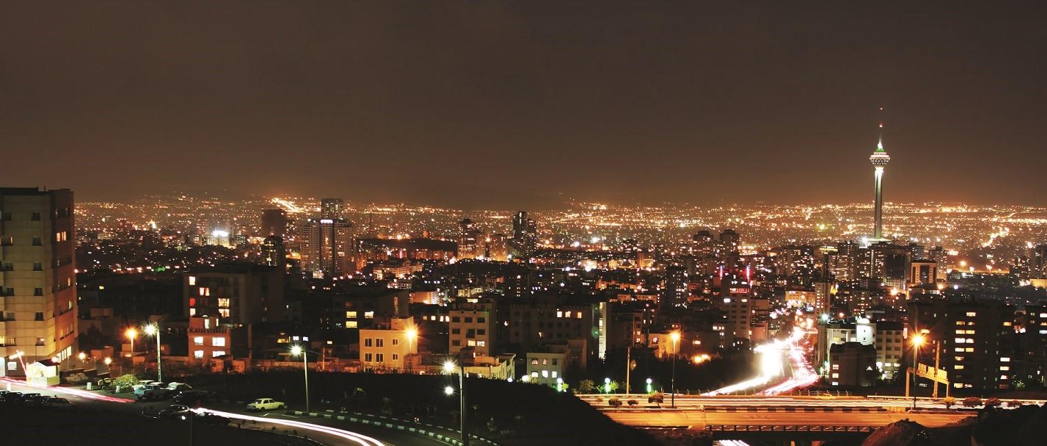 دیدنی ترین خیابان های تهران