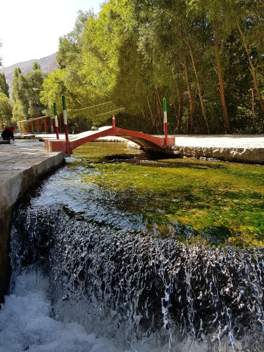 گردشگری خلخال اردبیل ، چشمه ازناو