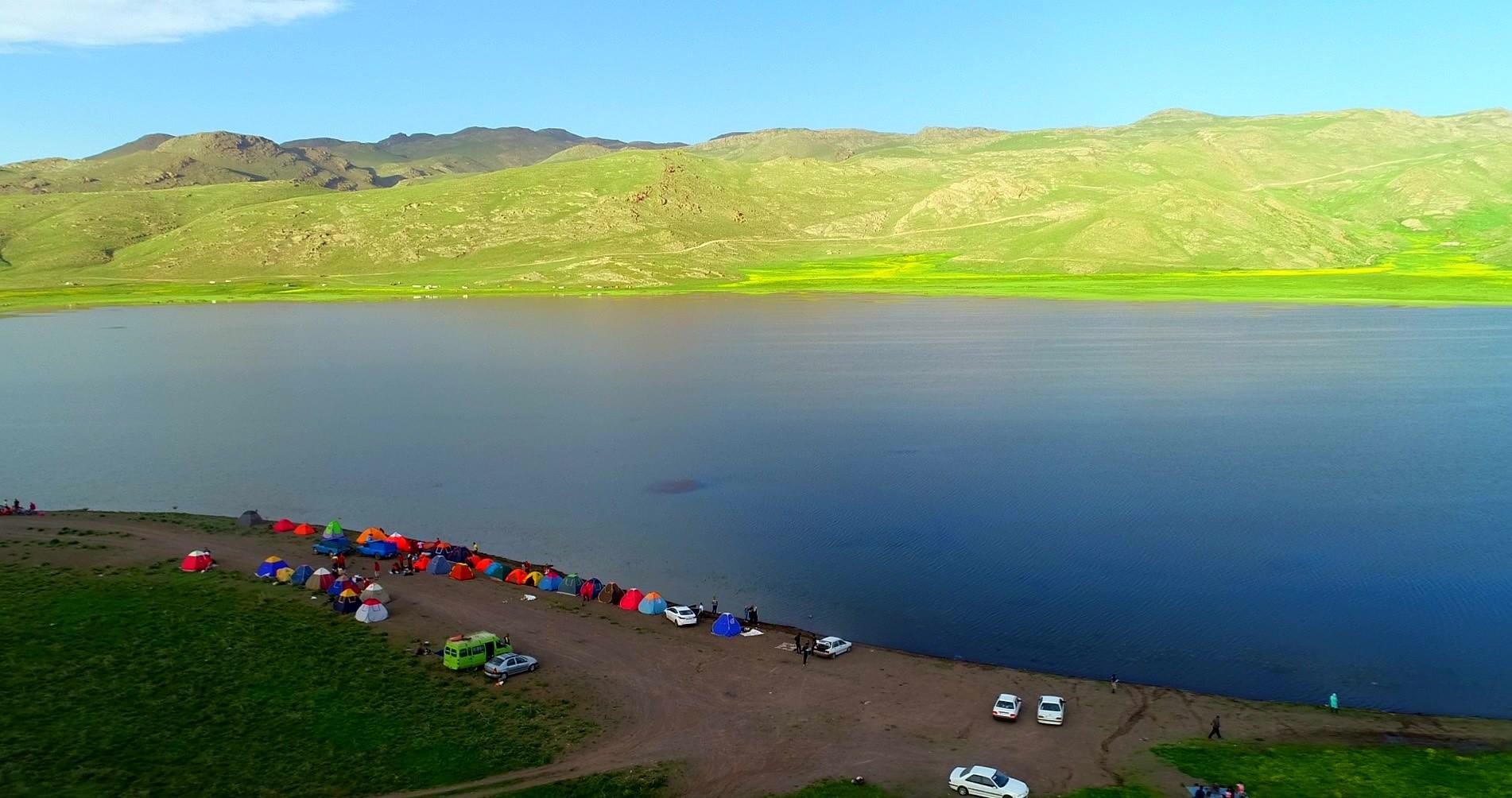 گردشگری خلخال اردبیل ، دریاچه نئور