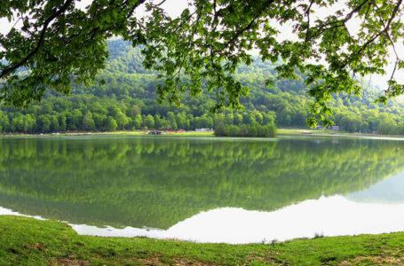 سد آویدر- دریاچه آویدر