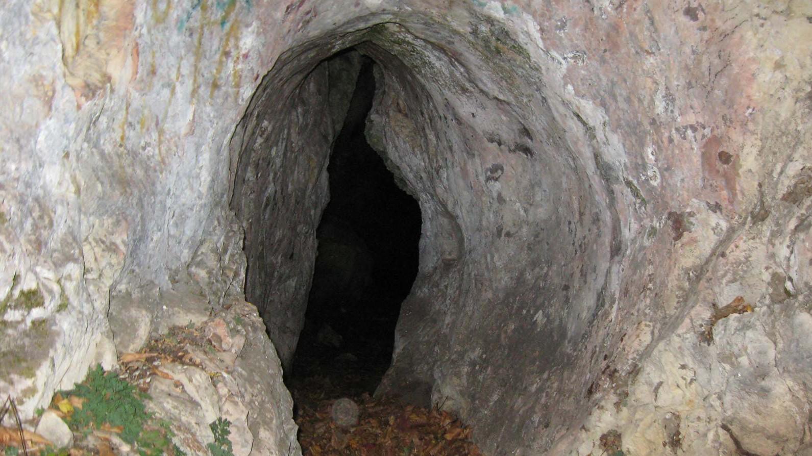 غار گنج خانه سوباتان