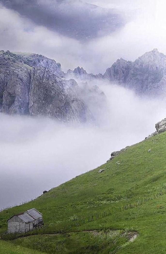 کوه های سوباتان