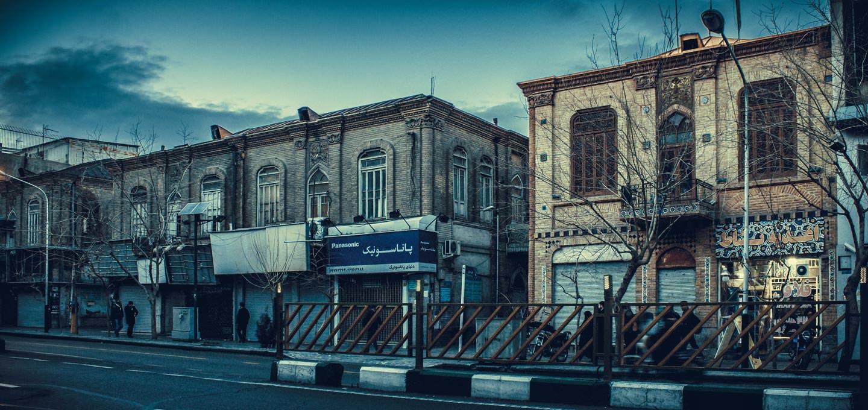 خیابان جمهوری تهران