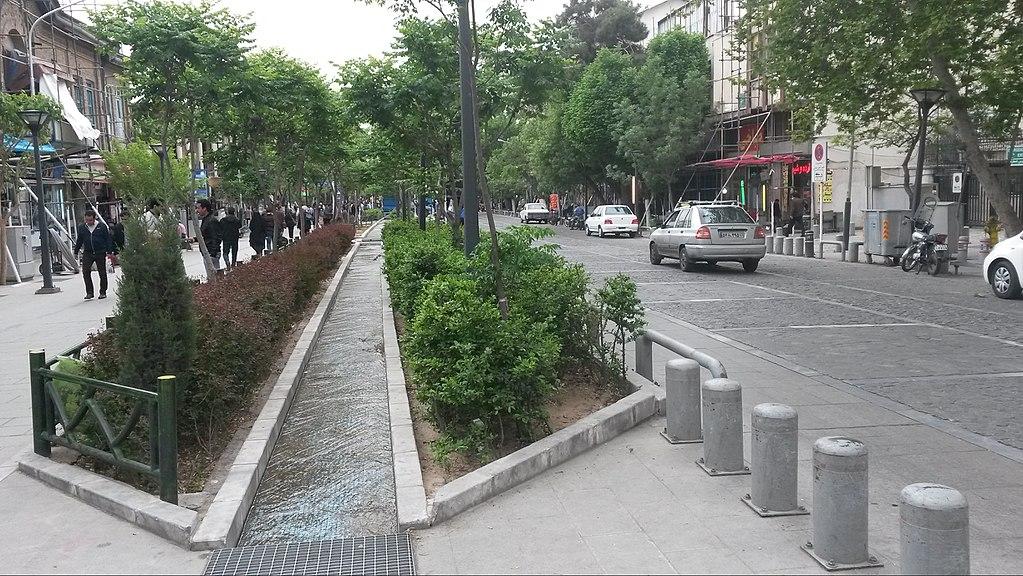 خیابان تهران- ناصر خسرو