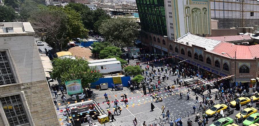 خیابان تهران- خیام