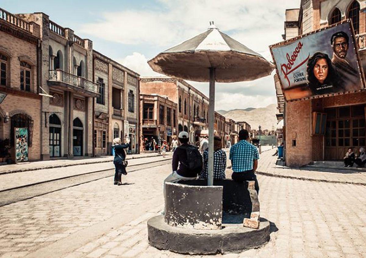 ۱۰.خیابان لاله زار تهران
