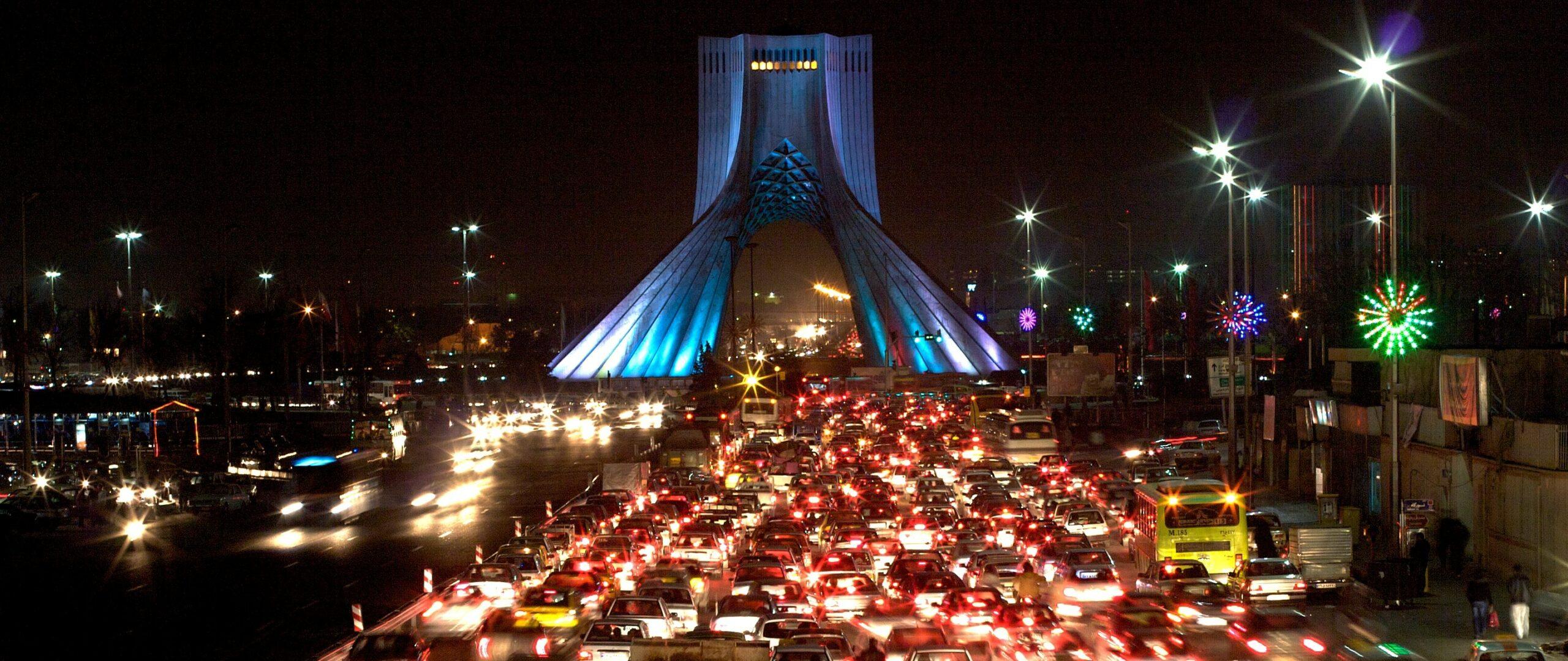 خیابان های دیدنی تهران