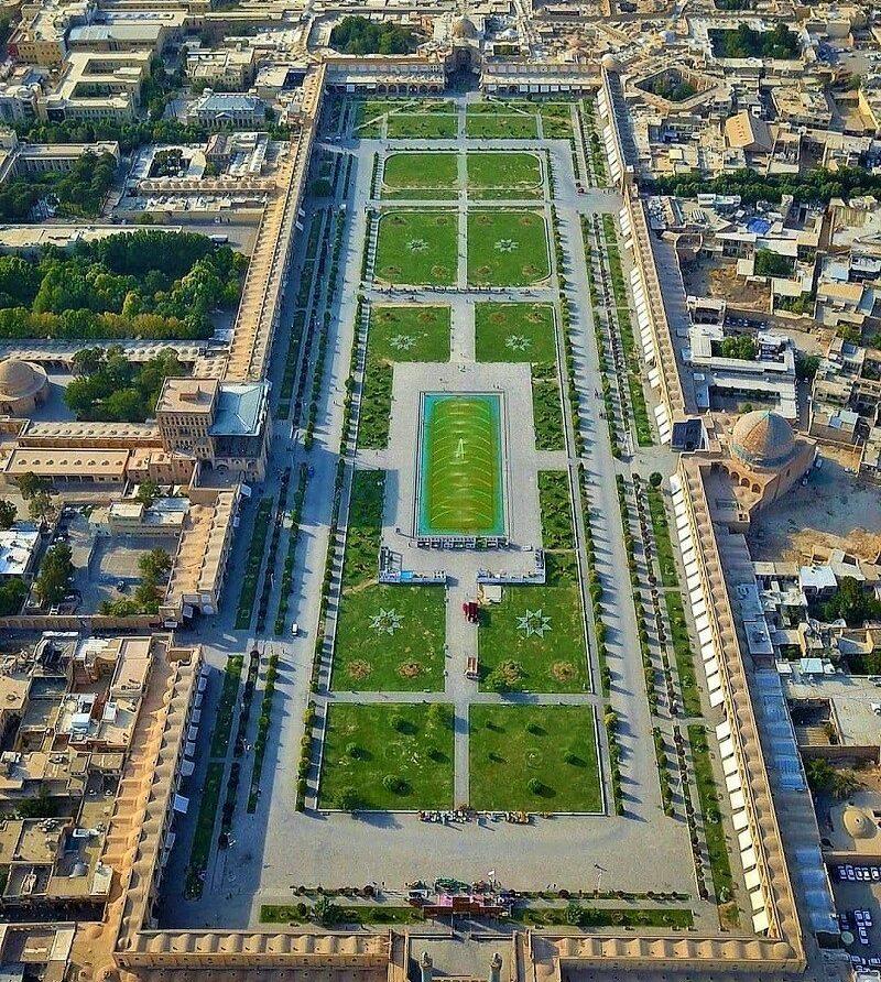 نقش چهان اصفهان