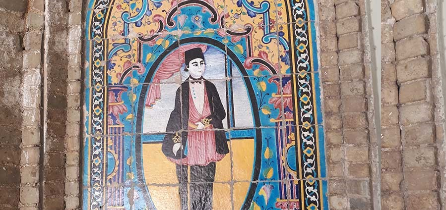 کاخ گلستان،قاجار