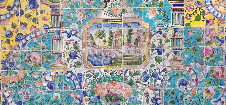 کاخ گلستان، قاجار