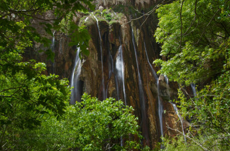 آبشار مارگون شیراز