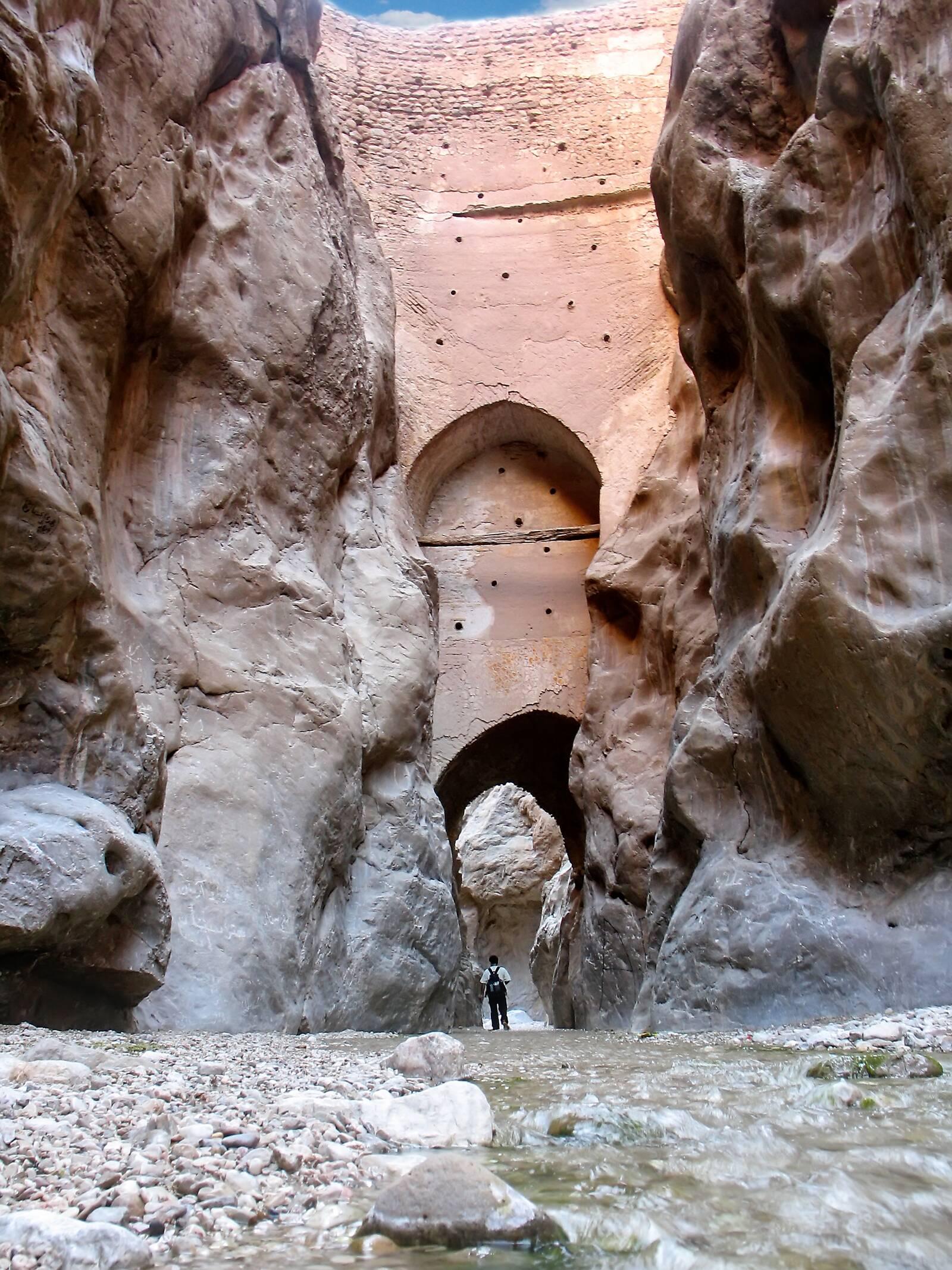 سد عباسی چشمه مرتضی علی