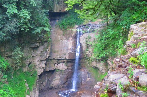 گردشگری آبشار اسکلیم -گالشکلا- مازندران