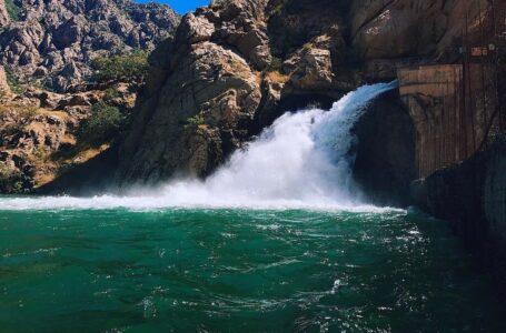 جاذبه گردشگری آبشار بل اورامان کردستان