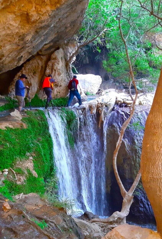 آبشار تنگ تامرادی ،كهگیلويه و بويراحمد