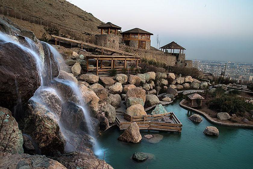 گردشگری پارک آبشار تهران