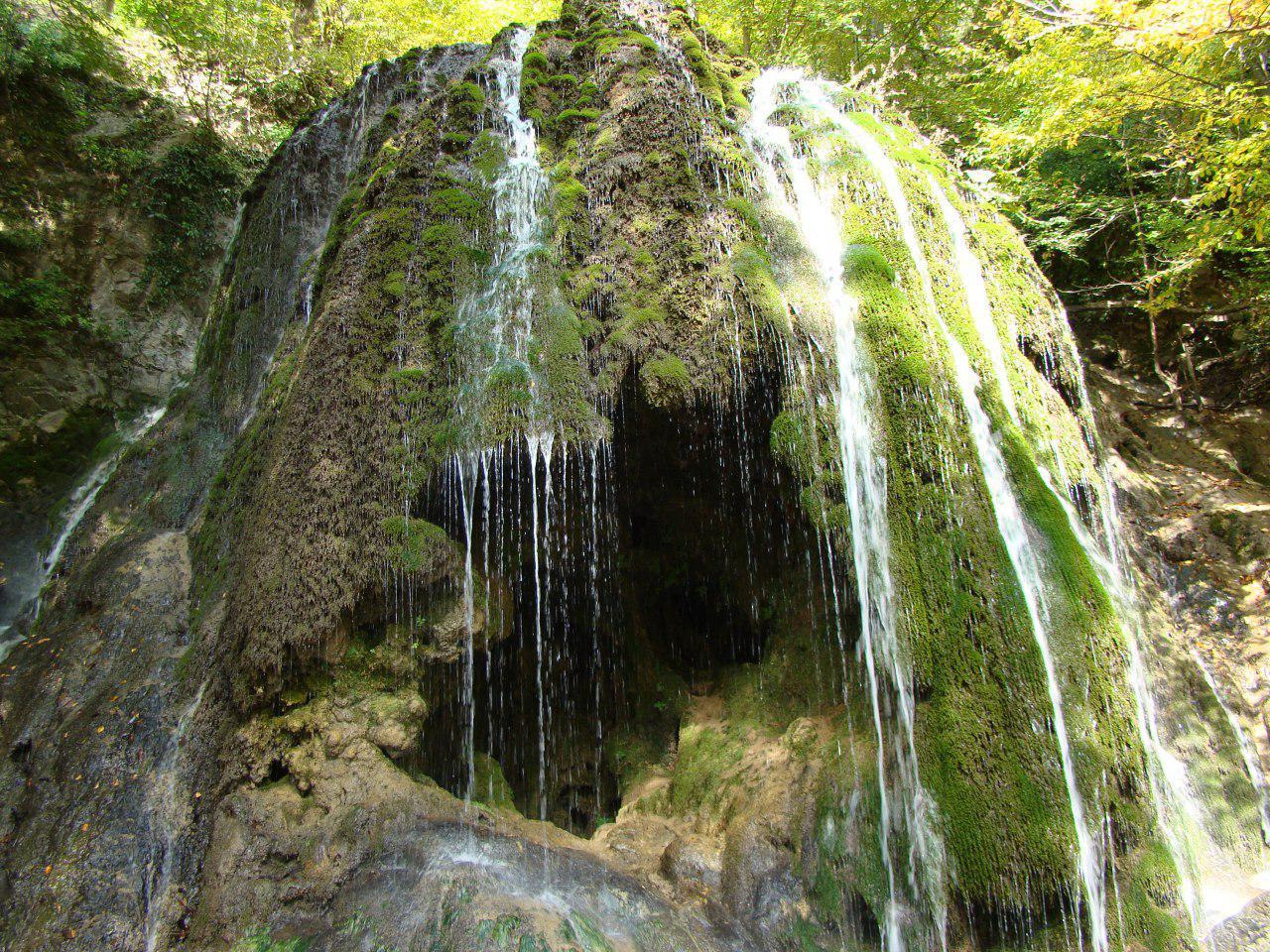 آبشار سمبی ، مازندران