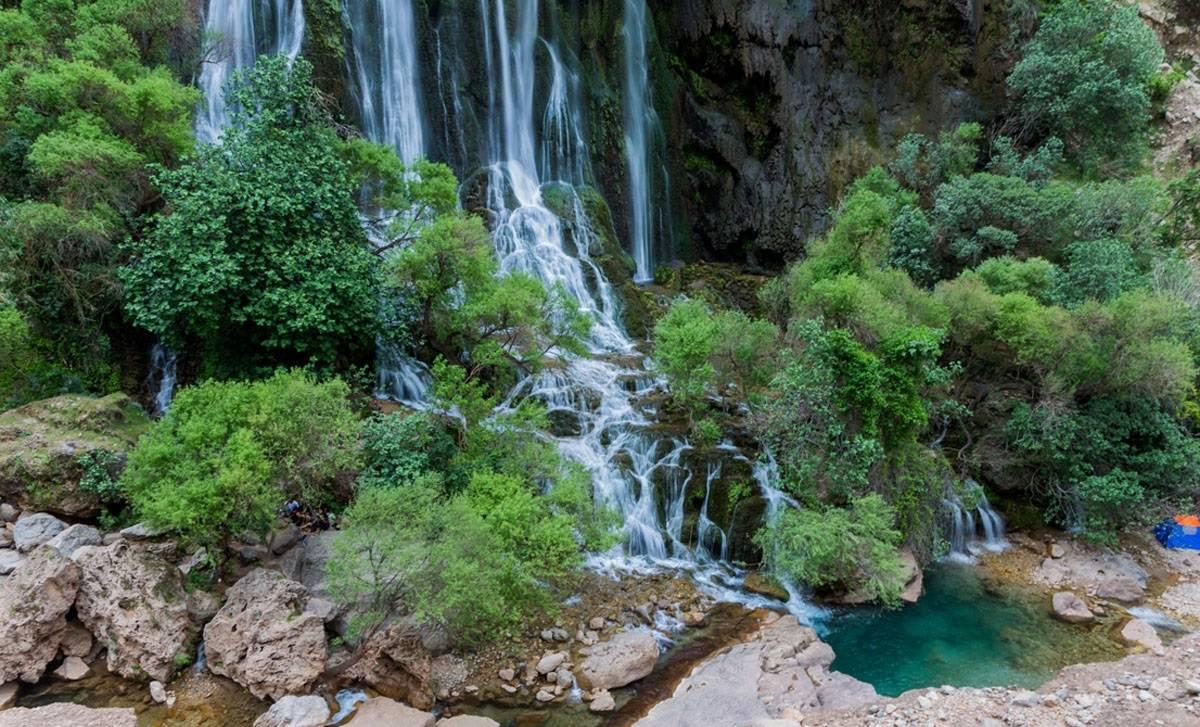 آبشار شوی ، گردشگری دزفول