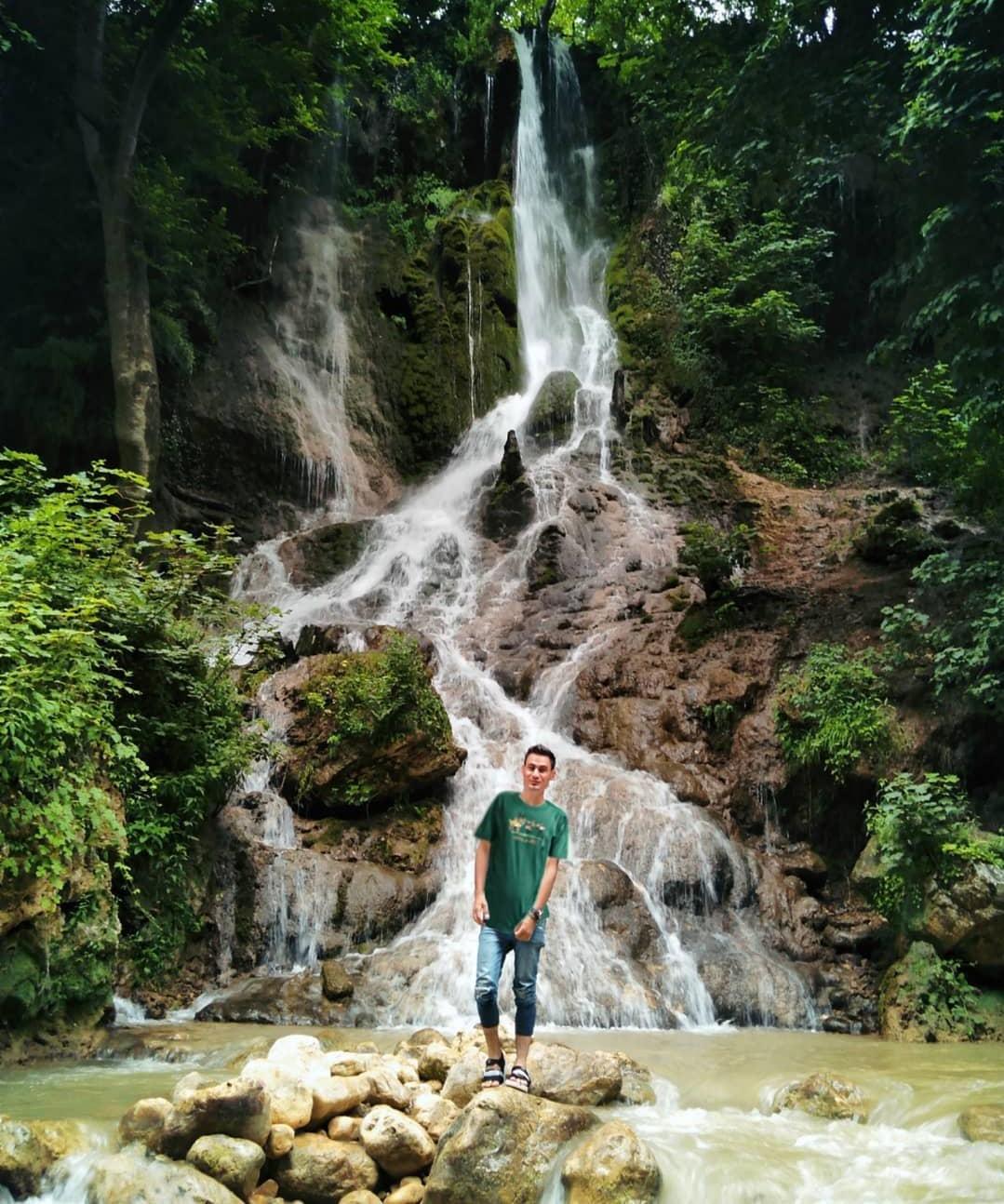 آبشار سمبی، مازندران