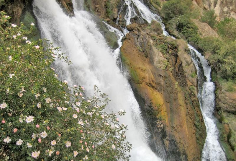 آبشار معدن لردگان