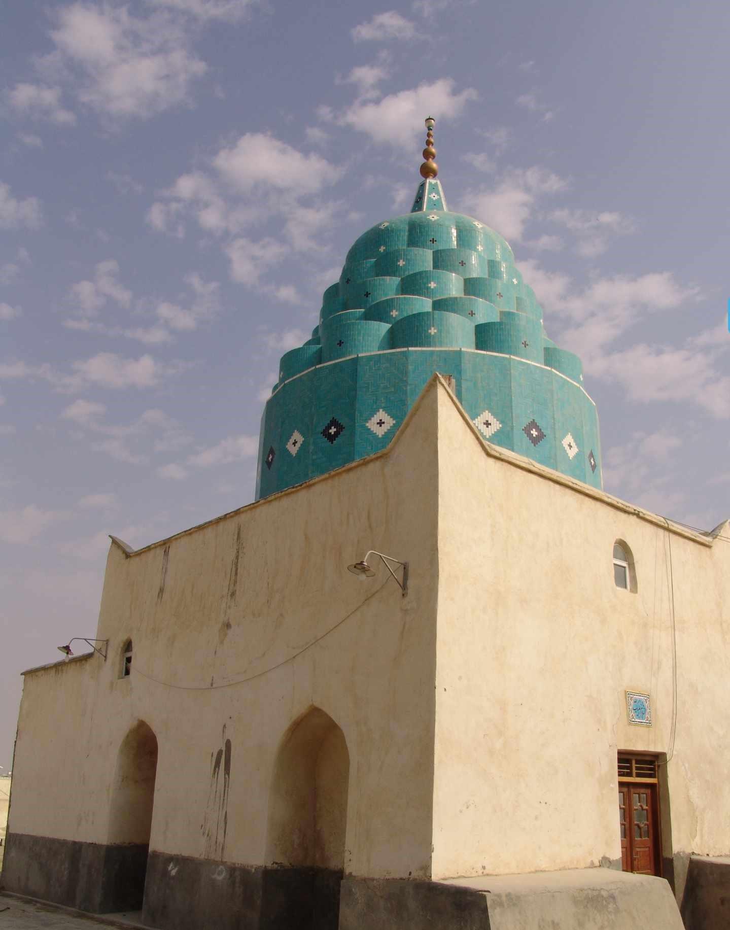 امامزاده سلیمان ،،جاذبه های گردشگری بندر گناوه