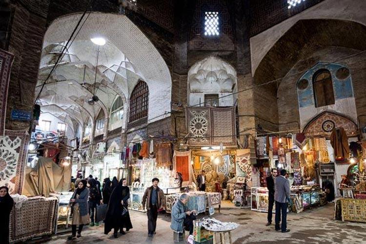 بازار قیصریه یزد،جاذبه گردشگری بازار های تاریخی شهر یزد